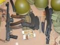 СБУ задержала одессита, у которого изъяла оружие и сепаратистские агитки