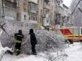 В Украине без света 270 населенных пунктов