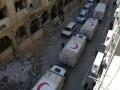 Армия Асада блокировала два города в Восточной Гуте