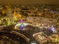 Как открывали новогоднюю елку в Киеве и других городах