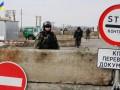 Образовались огромные очереди у линии разграничения на Донбассе