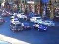 Появилось видео начала конфликта на дороге с участием нардепа Найема