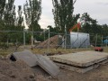 В Киеве закрыли скандальную стройку в парке Малышко