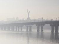 Киев по уровню загрязнения переплюнул Пекин