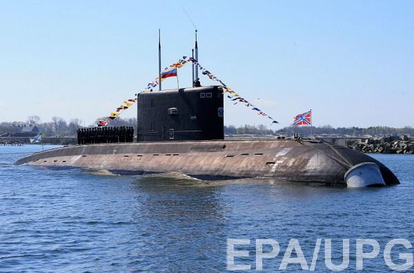 Россия увеличила время патрулирования подлодок