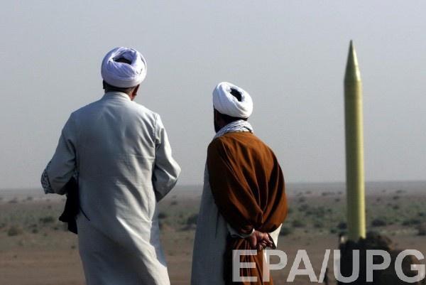Иран обстрелял военные базы США в Ираке баллистическими ракетами