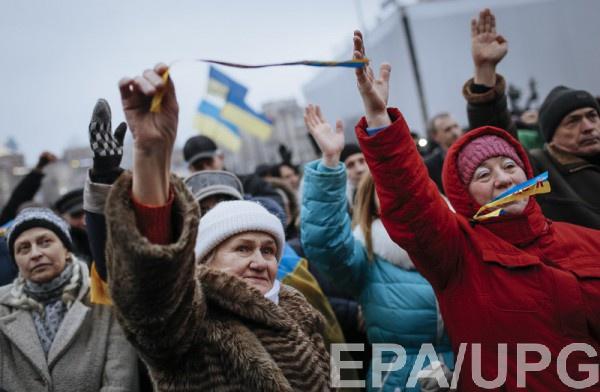 В СБУ уверяют, что к новой революции украинцы не готовы