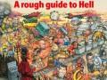 На обложке The Economist появился Путин в аду