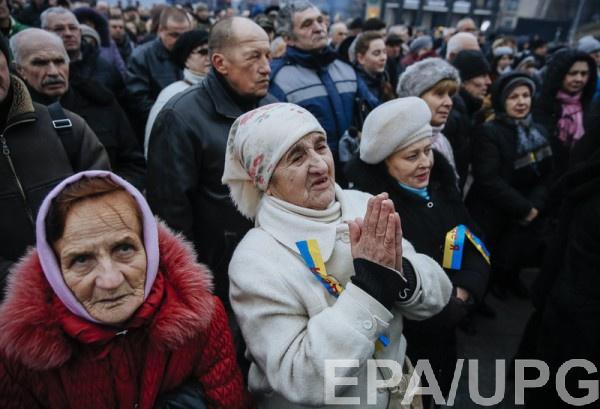 Украинцы возмущены повышением коммунальных тарифов