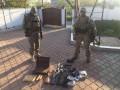 СБУ задержала торговцев оружием из зоны АТО