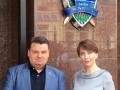 Экс-министра юстиции Лукаш допрашивают в ГПУ
