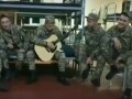 Срочники ВСУ исполнили русскую песню о войне в Чечне