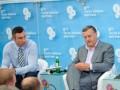 Гриценко хочет пойти на выборы с партией Кличко. В Ударе говорят, что этого
