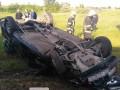 Под Мелитополем поезд протаранил легковушку: Водитель погиб