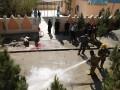 В Афганистане проходят парламентские выборы, на участках взрывы