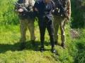 На Закарпатье пограничники стреляли по контрабандистам