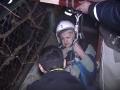 Оползень во Львовской области: пенсионерка упала в провал