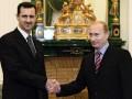 Асад поблагодарил Путина за его позицию на саммите G20