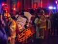 В небоскребе на Манхэттене произошел пожар, есть пострадавшие