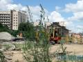 На Лукьяновке в Киеве строят очередной ТРЦ (фото)