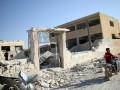 США: Школу в Идлибе разбомбил сирийский или российский самолет