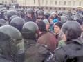 В Петербурге задержаны около 30 участников Свободного шествия