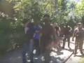Бунт в одесской колонии: Здание горит, есть сбежавшие