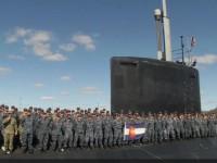 В США на вооружение приняли новую атомную подлодку