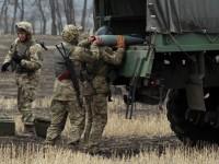 Штаб АТО: Пятеро украинских военных погибли