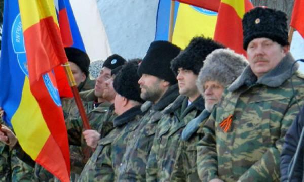 Донские казаки в Луганской области