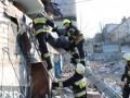 В центре Днепра мужчину раздавило бетонной плитой