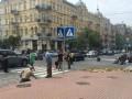 Место убийства журналиста Шеремета исследуют иностранные эксперты
