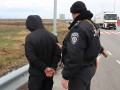У пассажира автобуса Киев-Луцк изъяли арсенал боеприпасов
