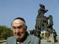В Киеве прошло траурное шествие по случаю годовщины трагедии Бабьего Яра