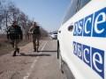 ОБСЕ не смогла попасть еще на один участок линии разведения войск