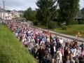 Крестный ход УПЦ МП направляется в Киев