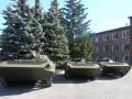 ГБР проводит обыски на Житомирском бронетанковом заводе