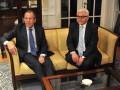 Лавров и Штайнмайер обсудили ситуацию в Украине