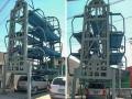 Киев приобрел роторную парковку на 10 мест