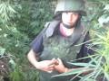 Засада в конопле: На Донбассе детей учили кидать гранаты
