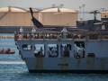 Бельгия не приняла спасенных в Средиземном море мигрантов
