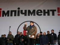 Саакашвили назвал Ахметова врагом Украины и позвал Порошенко на встречу