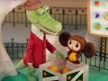 В Японии пересняли мультфильм про Чебурашку и крокодила Гену