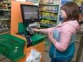 В столичном супермаркете появились кассы самообслуживания (ФОТО)
