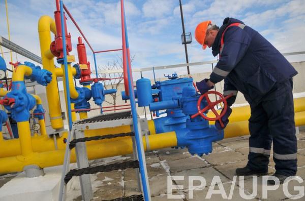 Cнижение температур повлекло за собой увеличение потребления природного газа
