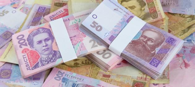 Дефицит госбюджета превысил 20 миллиардов гривен