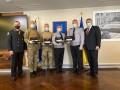 Аваков наградил оружием полицейских, ликвидировавших