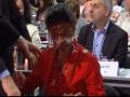 В Германии в лицо сторонницы Путина запустили тортом