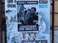 В Италии распространяют листовки
