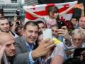 Саакашвили заявил, что вернулся в Украину помогать Зеленскому